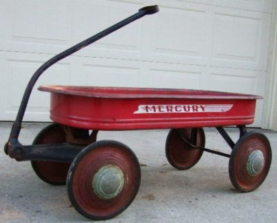 Mercury Kids Wagon  I just picked one of these up  In poor