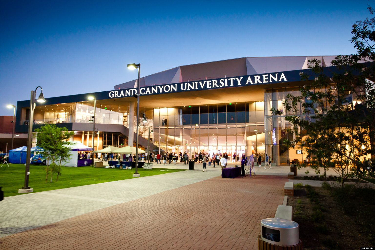 Grand Canyon University In A Nutshell Grand Canyon