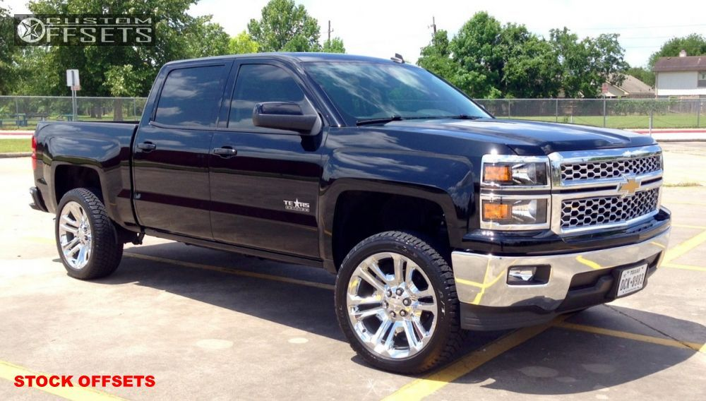 """2.0/"""" Suspension Leveling Kit For GM Pickups//SUVs 2WD//4WD 1307"""