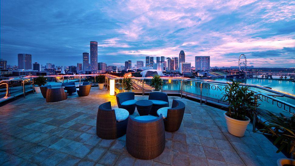 The Fullerton Hotel Singapore Singapore Fullerton Hotel