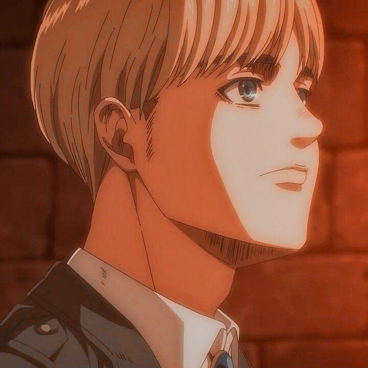 ᴀʀᴍɪɴ In 2021 Attack On Titan Anime Attack On Titan Art Armin