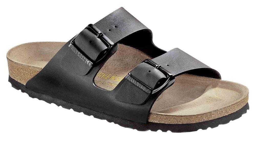 255c16f6f173 Birkenstock Arizona Black Sandals 39 L8 M6 R   Regular   Brand New 051791 39