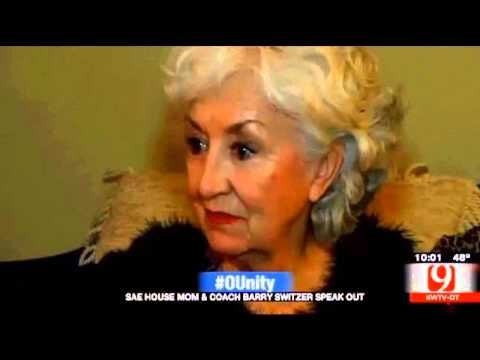 Caught: Oklahoma SAE house mom Beauton Gilbow caught singing n****r in Vine clip
