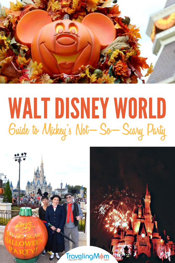 Complete Guide to Mickey's Not So Scary Halloween Party at Disney World