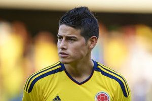 JAMES RODRIGUEZ World Cup 2014Mens HairFootball
