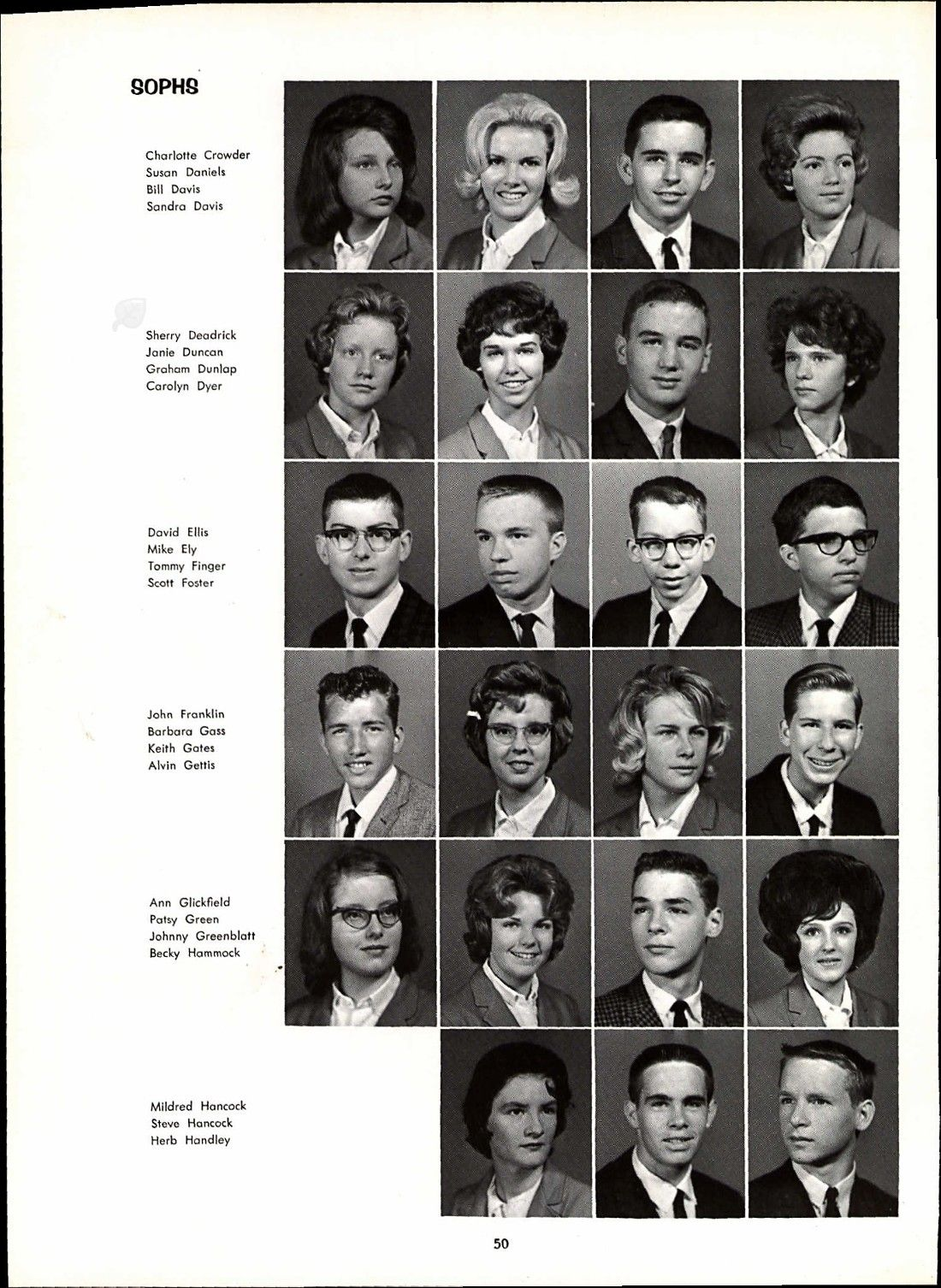 OLD MILL HIGH SCHOOL - 2018 PORTRAITS - Yearbook Discoveries  |Find Middle School Yearbooks