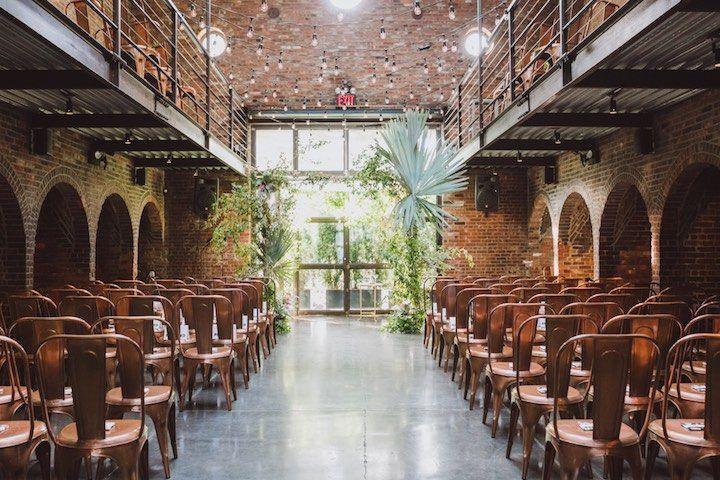 Modern Boho New York Wedding at The Foundry | Nyc wedding ...
