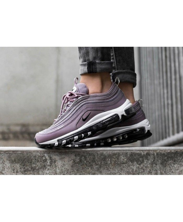 Women s Nike Air Max 97 Taupe Grey Black Light Bone Trainer  bbc74323a5