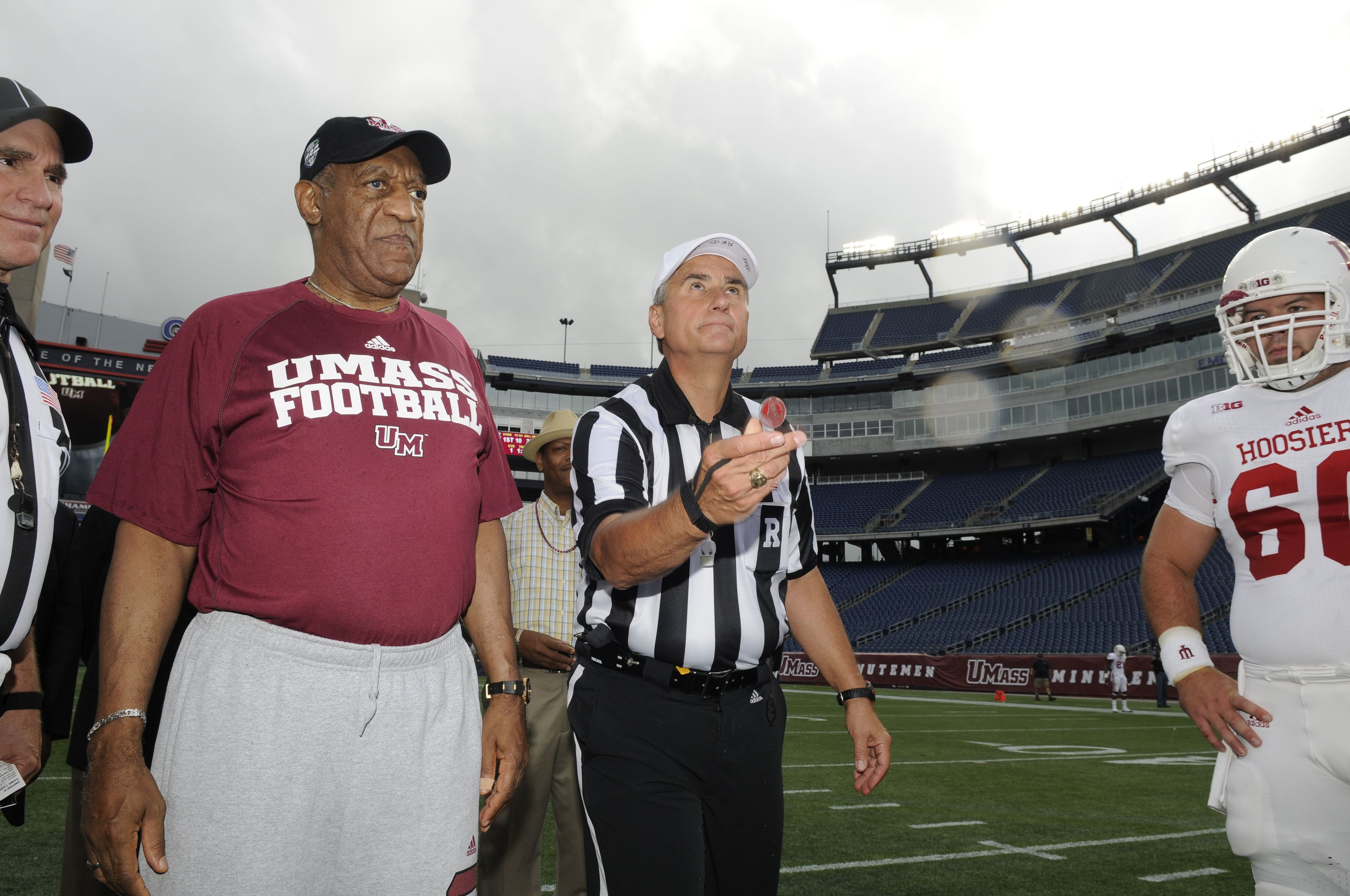 UMass alum Bill Cosby!