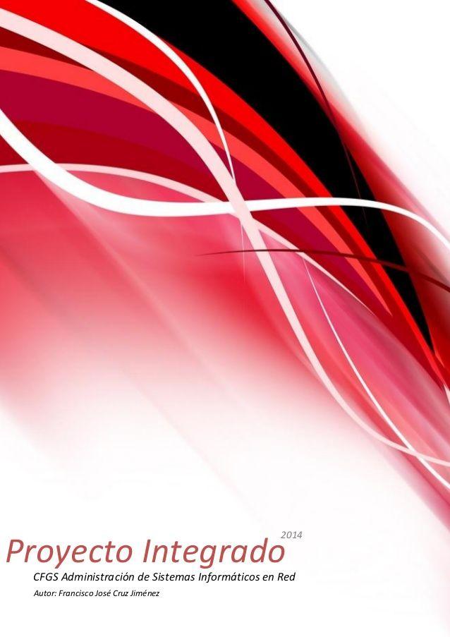 Proyecto Integrado ASIR Debian/Ubuntu Pinterest