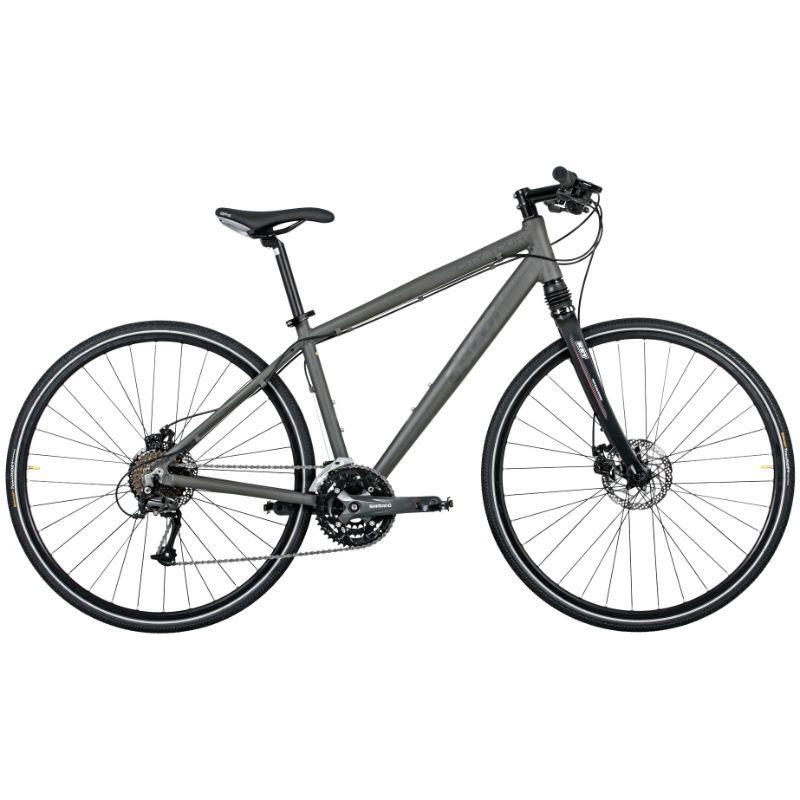 Bicicleta Híbrida Caloi City Tour Aro 700 2014 27V Freio a Disco :: FreeCycle