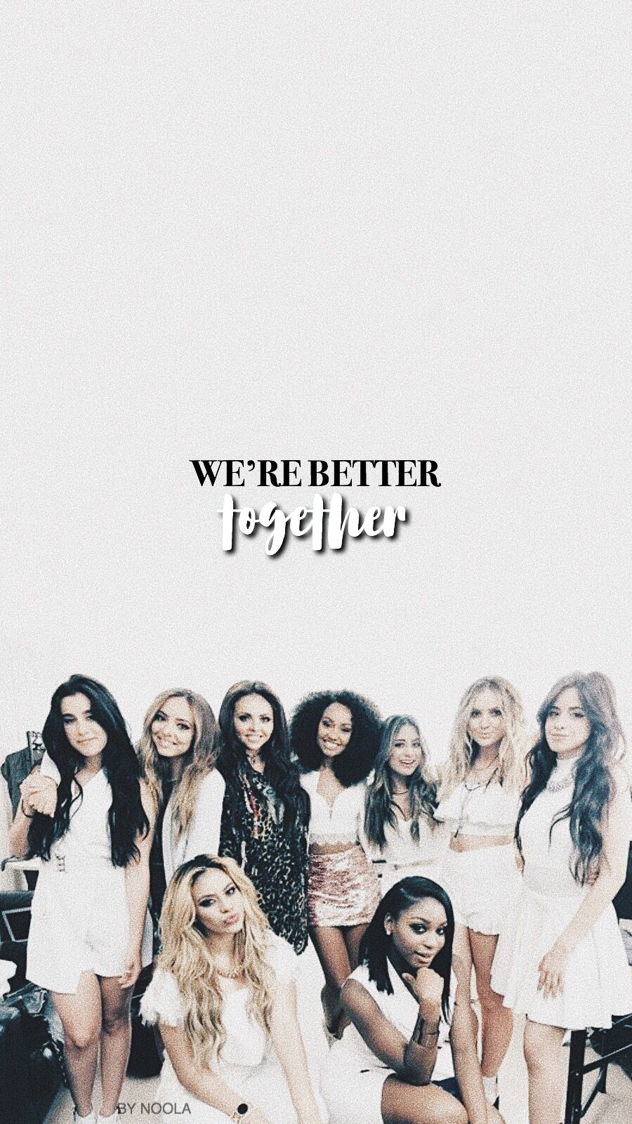Fifth Harmony-Better Together (Lyrics) - YouTube