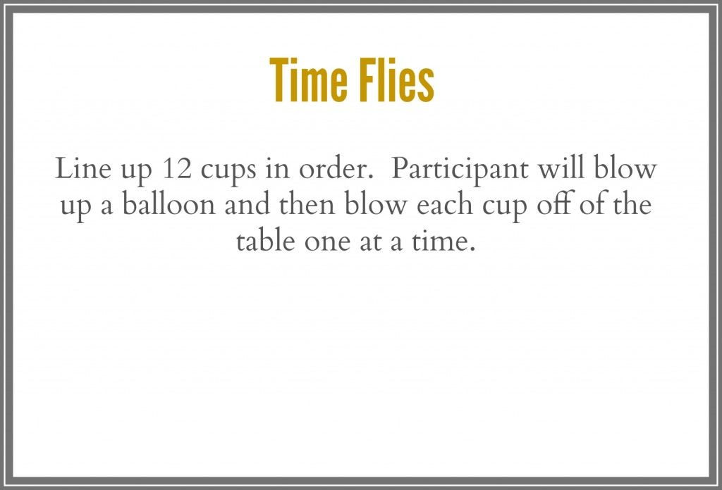 10 New Years Eve Minute To Win It Games Games Pinterest Juegos