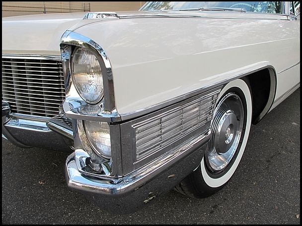 1965 Cadillac Deville 429 CI, Automatic presented as lot L47 at Kissimmee, FL 2013 - image7