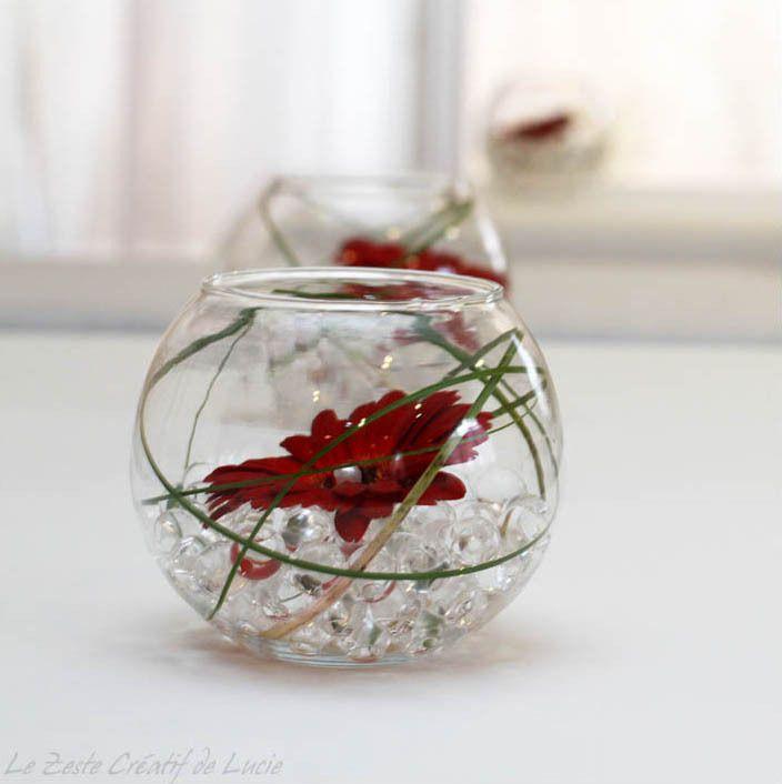 mariage en rouge et blanc mes mariages pinterest rouge mariages et deco mariage. Black Bedroom Furniture Sets. Home Design Ideas