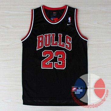maillot basket nba Chicago Bulls Jordan  23 Noir mesh tissu €22.9 ... 2b29116c840