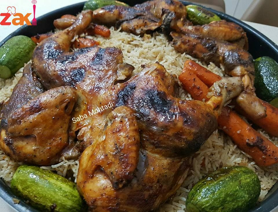 مندي الدجاج من الالف إلى الياء بعدة طرق والطعم غراااام زاكي Main Dishes Food Dishes