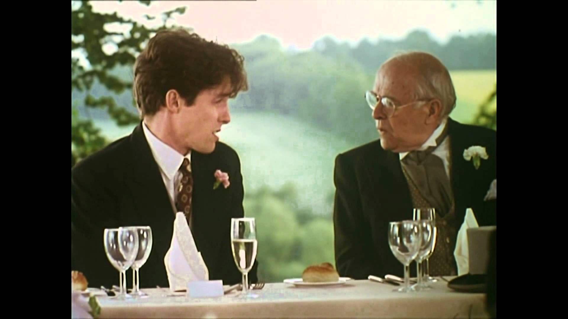 Trailer For Four Weddings And A Funeral 1994