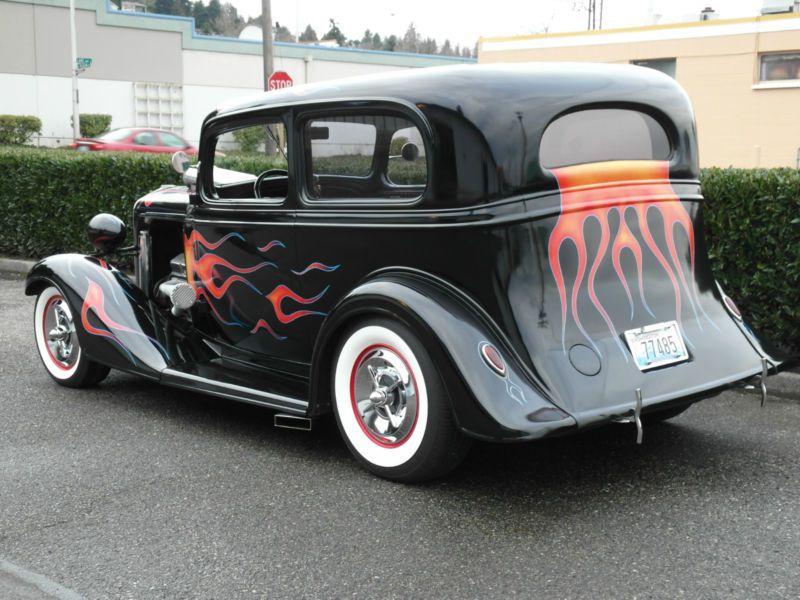 1933 chevrolet 2 door sedan street rod rods pinterest for 1933 chevy 2 door sedan