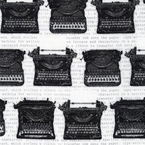 typewriters white