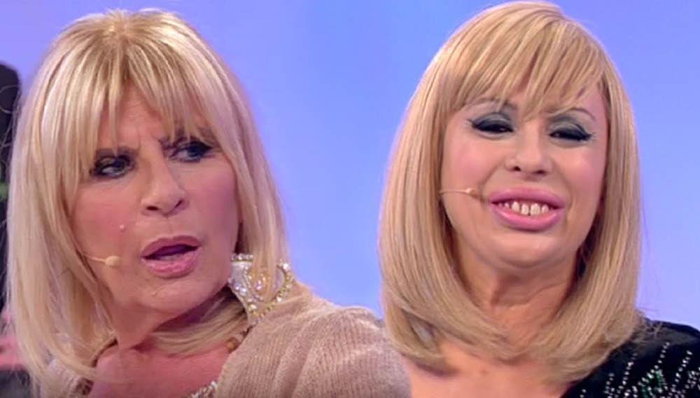 """ad746546e9f0 Gemma Galgani contro Tina Cipollari di Uomini e Donne: """"sei un pessimo  esempio"""""""
