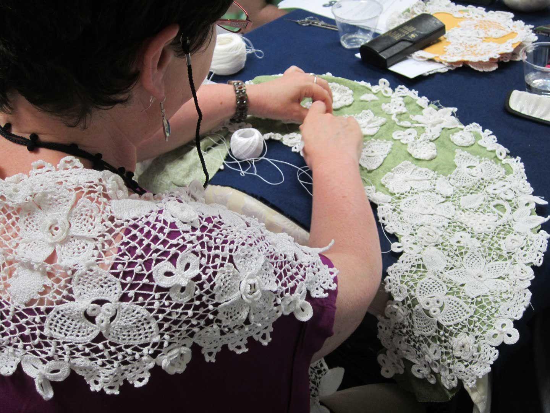 An irish crochet crochet crochet lace and irish lace an irish crochet bankloansurffo Gallery