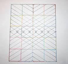 Resultado de imagem para grid quilting designs