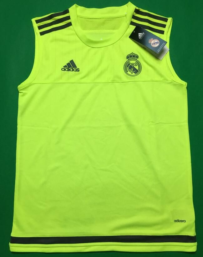 Chaleco Real Madrid 2016 2017 Verde  2dfea5f401328