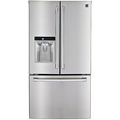 Kenmore Pro 79983 29 8 Cu Ft French Door Bottom Fre Counter Depth French Door Refrigerator French Door Bottom Freezer Refrigerator French Door Bottom Freezer