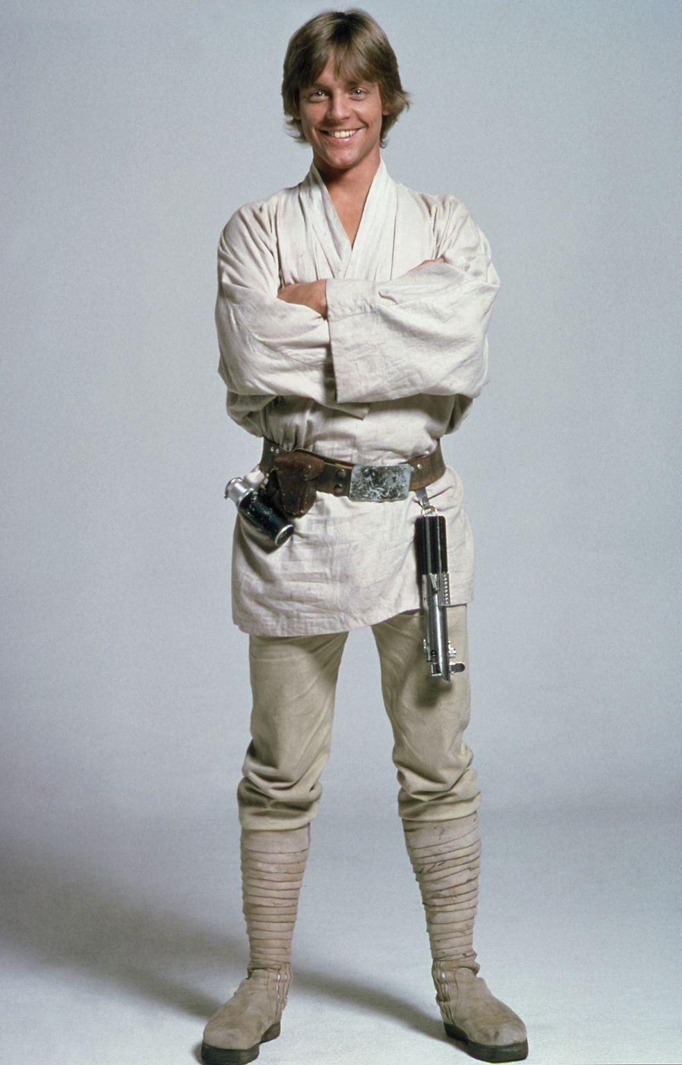 1/6 Hot Toys - MMS297 - Star Wars: Episode IV - Luke Skywalker ...