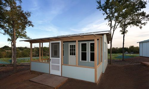 Community First Mobile Loaves Fishes Off Grid Living Master Planned Community Tiny House