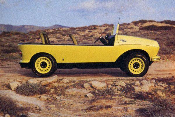 1969 Fiat 128 Teenager Pininfarina Concepts Pinterest Fiat