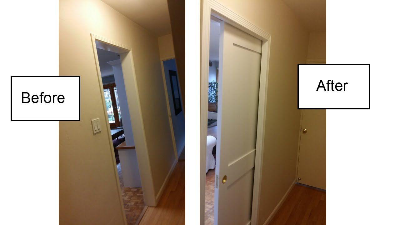 How To Install A Pocket Door Using Johnson Pocket Door