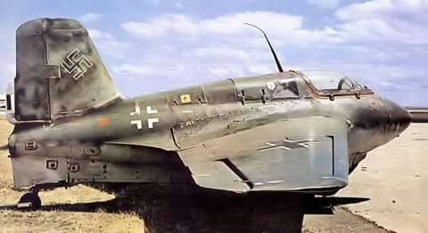 Messerschmitt Me 163