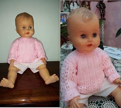 Bambolotto americano 60cm - doll poupee puppen muneca