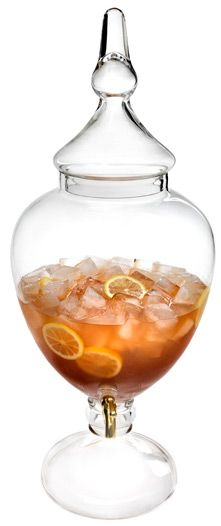 Apothecary Beverage Dispenser