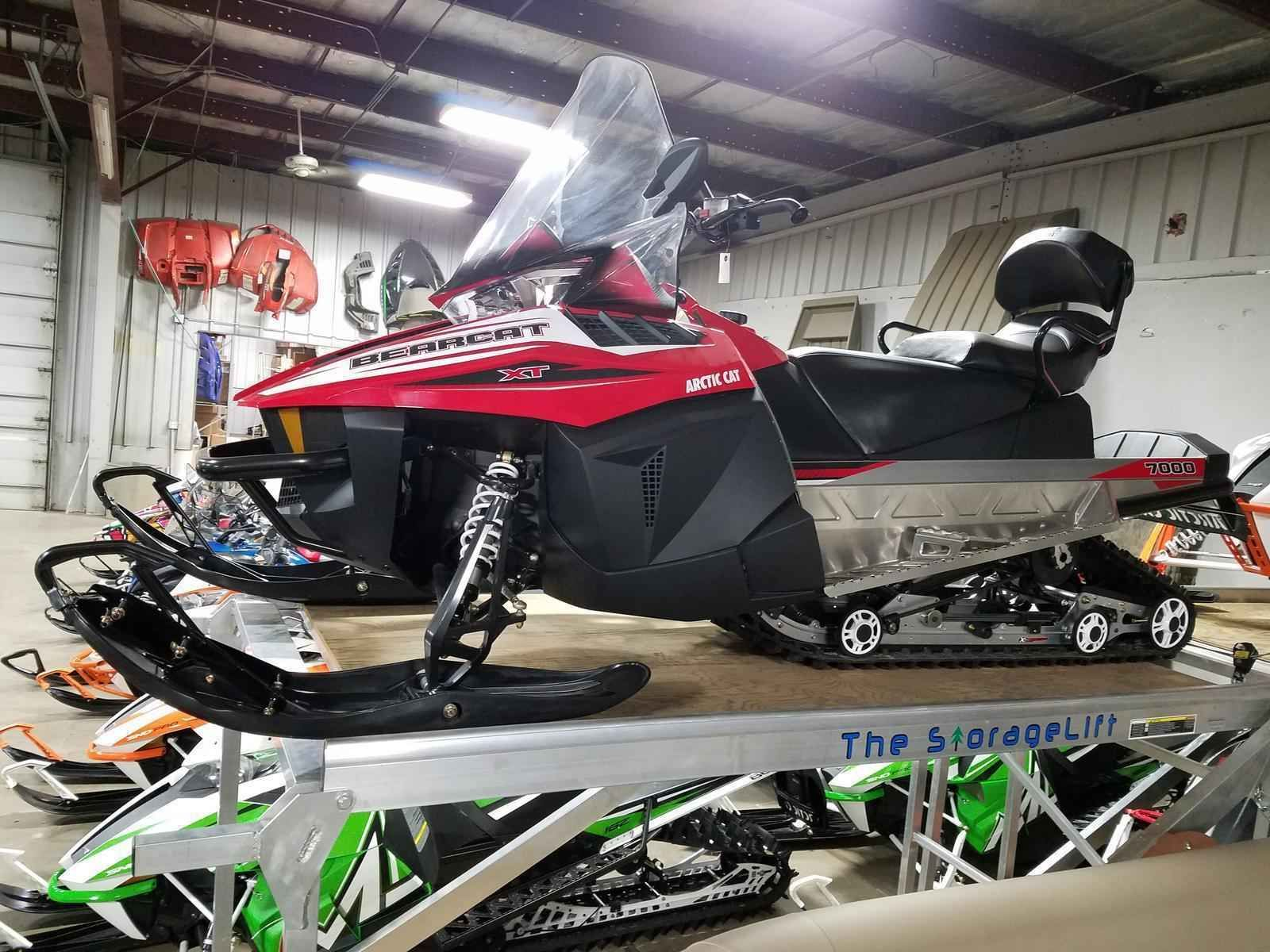 New 2016 Arctic Cat Bearcat 7000 XT Snowmobile For Sale in