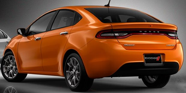 Orange Dodge Dart Dodge Dart New Dodge Dodge