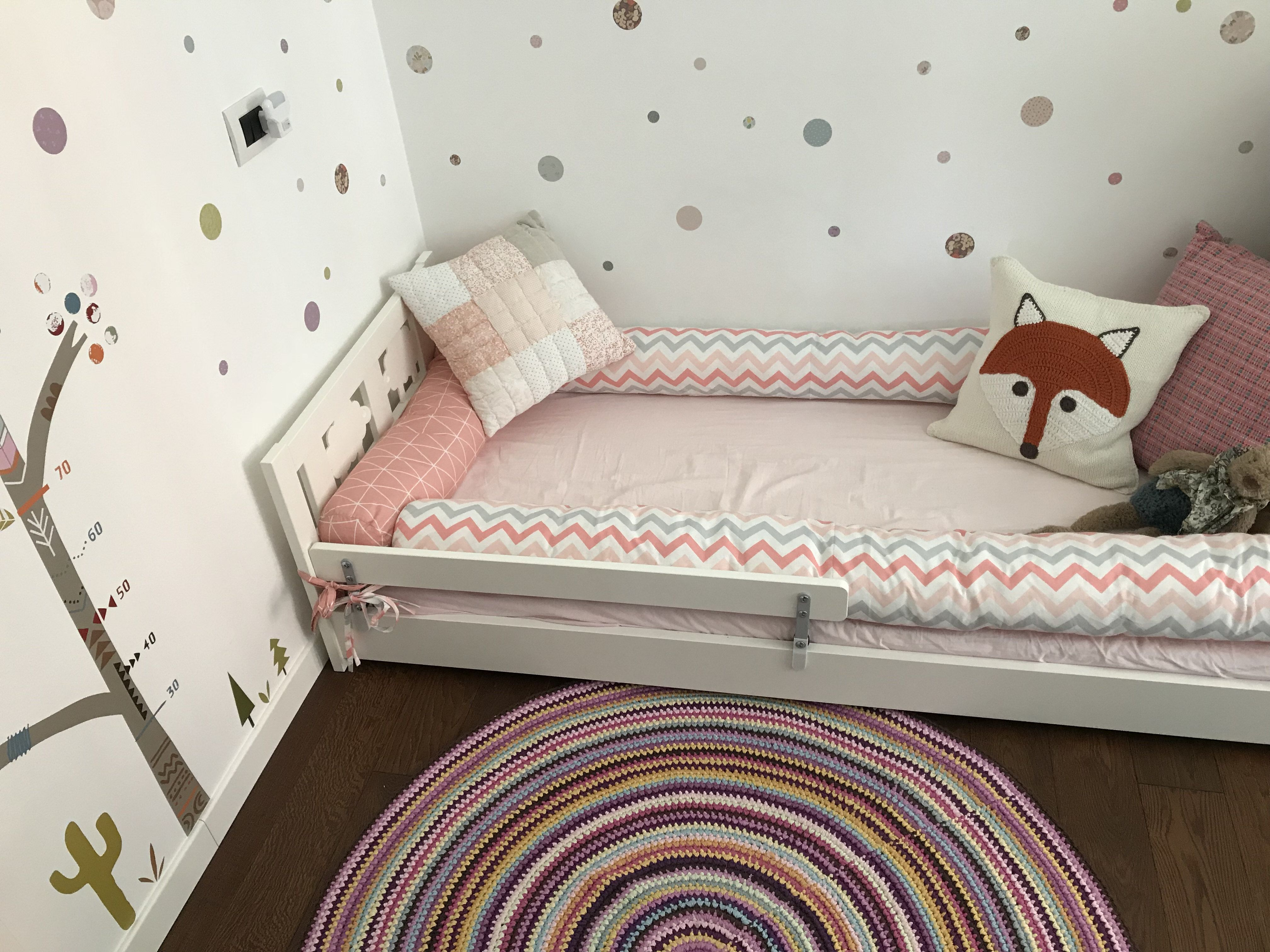 any size bed bumper baby cot cushions