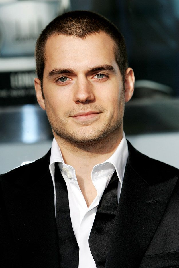 Henry Cavill. | A Ranking Of The Hottest Buzz Cuts In Hollywood