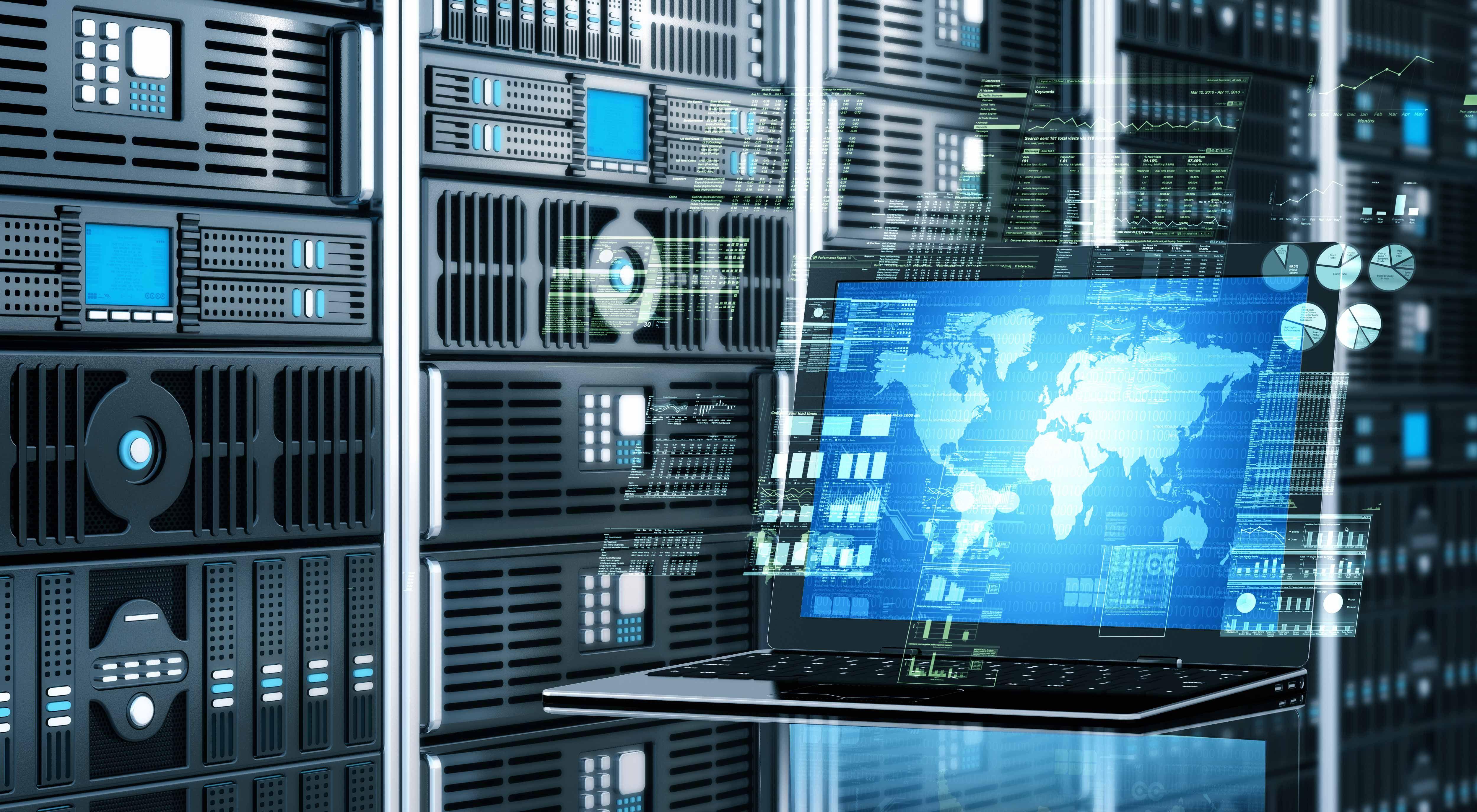 Single Post Virtual private server, Enterprise