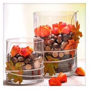 Pin von bea auf f r zu hause herbstdeko herbst und for Herbst dekoration im glas
