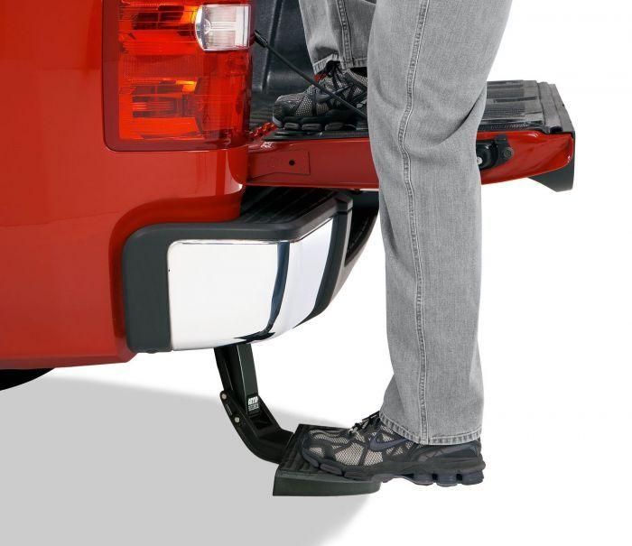 bedstep retractable bumper step