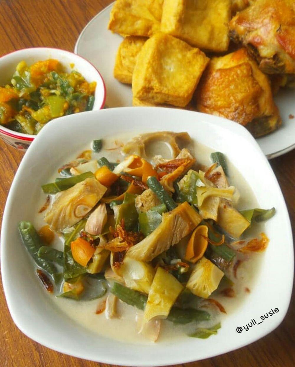 15 Resep Sayur Santan Instagram Kumpulanresepmasak Makfoodies Resep Masakan Masakan Resep