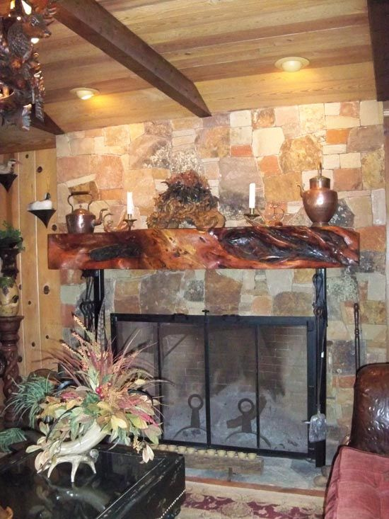 Lankford S Texas Mesquite Fireplace Mantel Mesquite Furniture