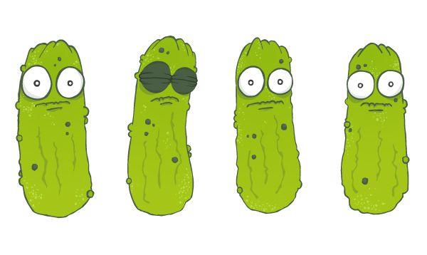 Peruvian Staring Pickles E-sting on Behance