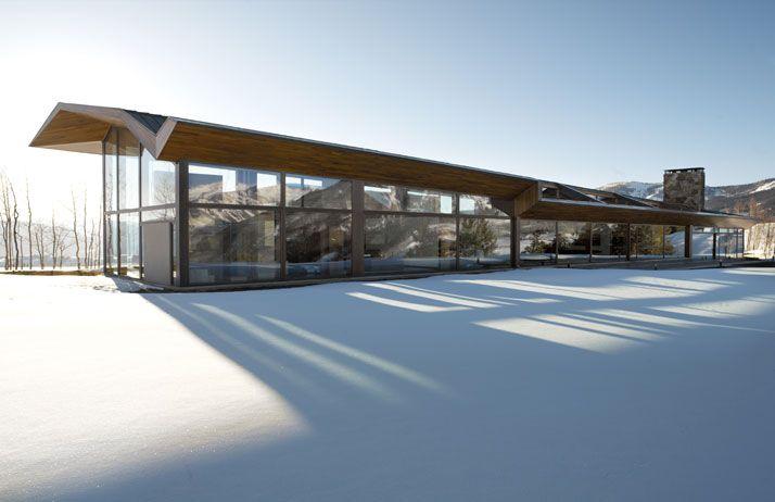 Wildcat Ridge Dustjacket Attic Architecture Building Design