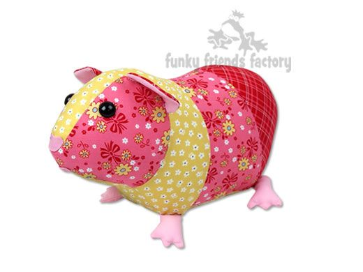Blog Funky Friends Factory Australia Sewing Toys Sewing Stuffed Animals Soft Toy Patterns