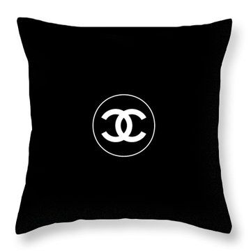 Coco Chanel Throw Pillow For Sale By Tres Chic In 2020 Coco