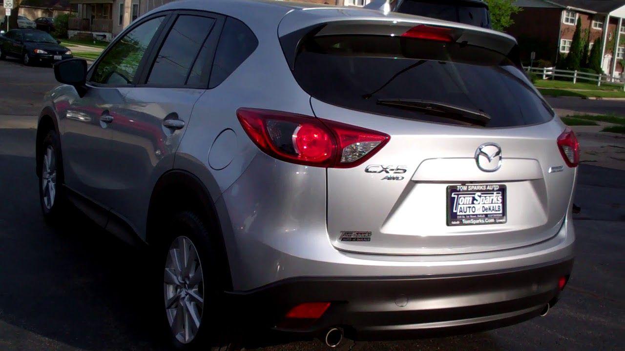 2016 Mazda Cx 5 awd Dekalb IL near Malta IL Awd, Dekalb